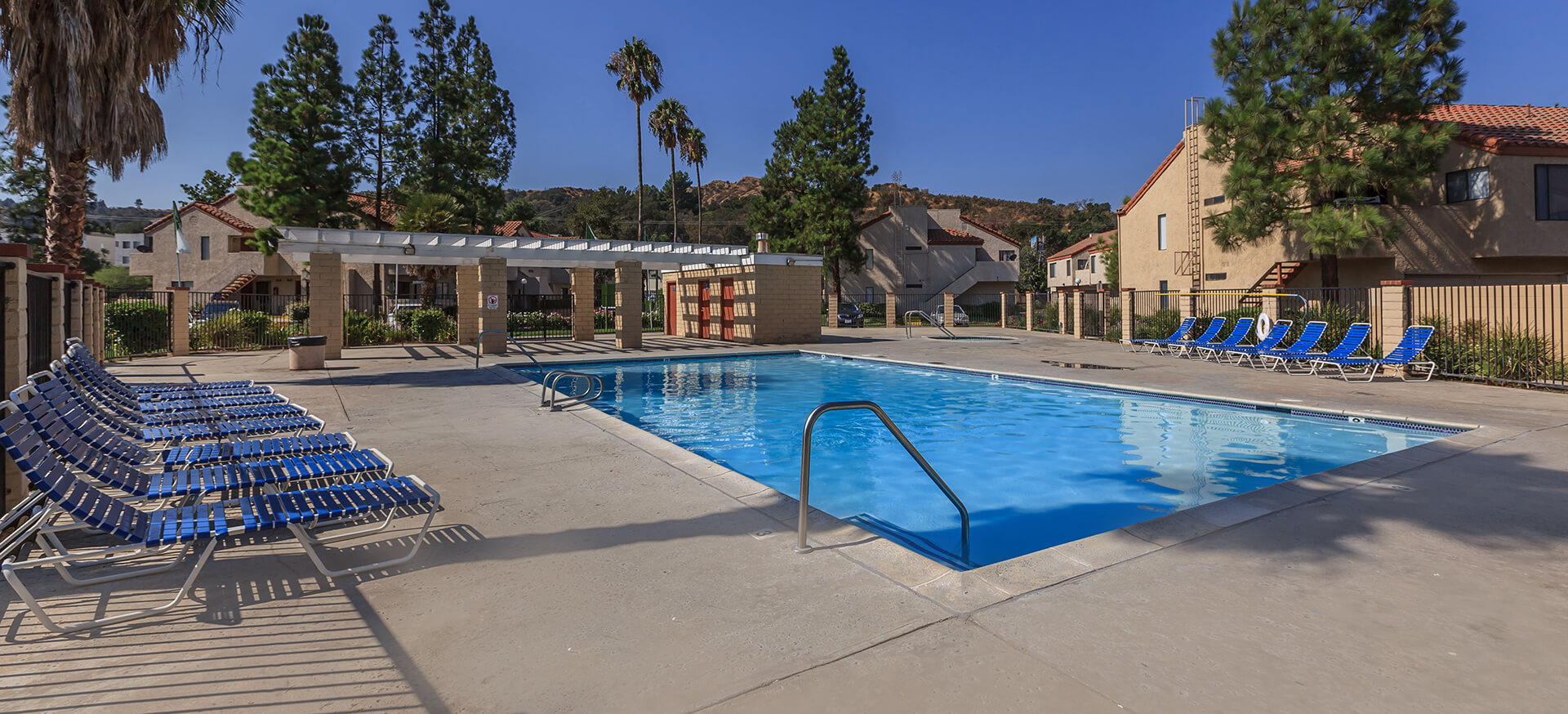 Enjoy Spectacular Sunsets And Majestic Mountain Views At The Village  Apartments In Santa Clarita, CA!